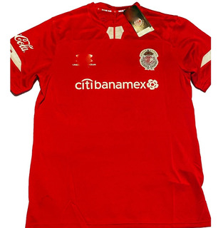 Jersey Playera Toluca Local 2019 2020