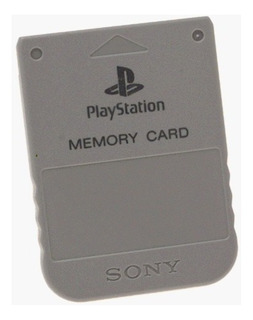 Memory Card Psone Sony