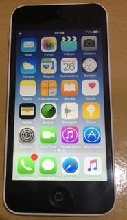 iPhone 5c 8gb Branco Desbloqueado + Carregador Original