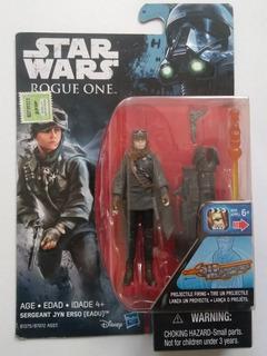 Star Wars Rogue One- Seargent Jyn Erso(eadu)-hasbro