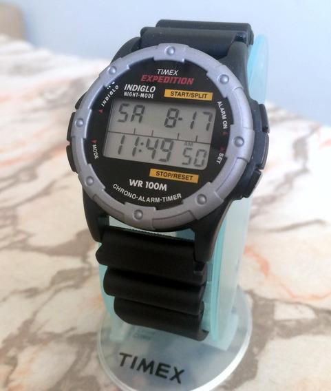 Relógio Timex Expedition Edição Americana Última Peça. Novo