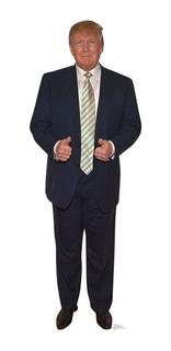 Figura De Cartón De Donald Trump | *tamaño Real* | Calidad
