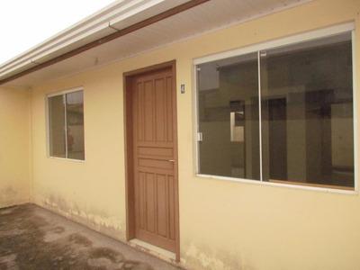 Casa Em Condomínio 2 Dorm, Em Piraquara Para Locação. - Ca0346
