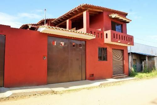 Casa En Venta En Pueblo Nuevo, Oaxaca