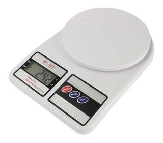 Bascula Digital Cocina Gramera Hasta 1gr A 10kg - T1865
