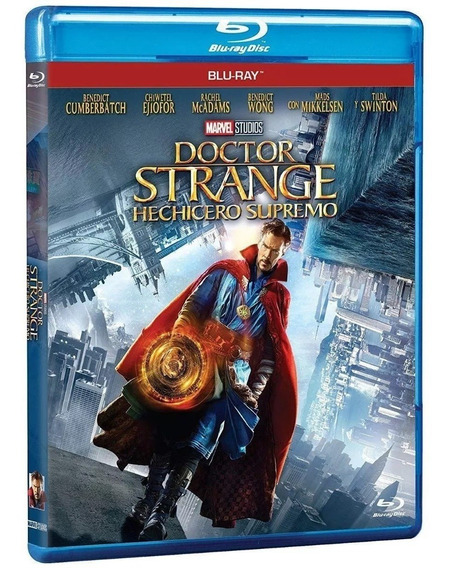 Blu Ray Doctor Strange