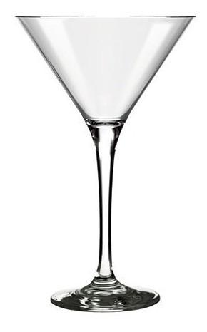 Copa Windsor Martini Nadir 250ml Vidrio Caja X6