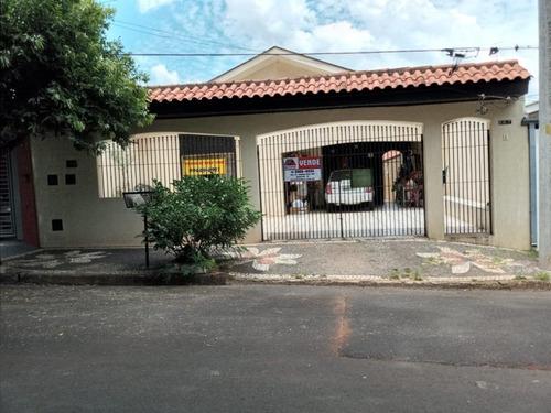 Casa No Jardim Pérola Com 3 Dorm E Edícula - Ca7297