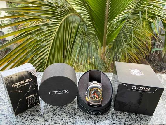 Citizen Meia Lua Titanium