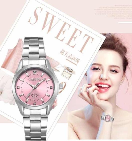 Relógio Meninas Chenxi 2019