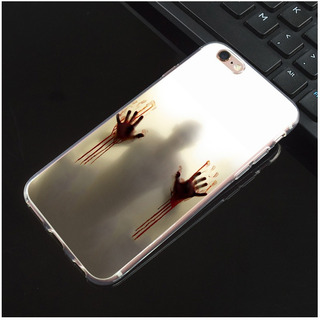 Hipster The Walking Dead Funda The Walking Dead Funda Iphone 5 5S