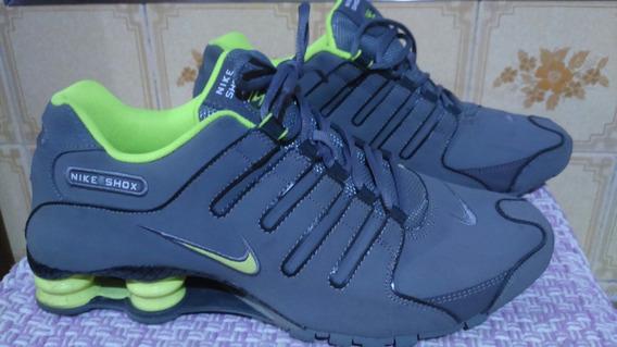 Tênis Nike Shox Nz 42br - Original Exclusivo