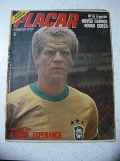 Revista Placar 200 Post Ceará Fortaleza Miguel Oliveira 1974