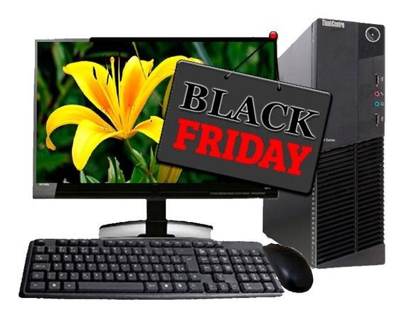 Computador Pc Lenovo M92p I5 3geraç 4gb Hd320gb Black Friday