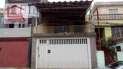 Imagem 1 de 19 de Casa Com 3 Dormitórios À Venda, 110 M² Por R$ 550.000,00 - Pirituba - São Paulo/sp - Ca0723