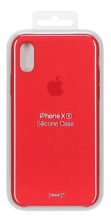 Silicone Case iPhone X, Xs, Xr, Xs Max Apple / Tienda