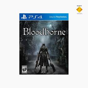 Scea - Juego Ps4 Bloodborne
