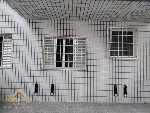 Apartamento Com 1 Dormitório À Venda, 30 M² Por R$ 148.500,00 - Canto Do Forte - Praia Grande/sp - Ap2078