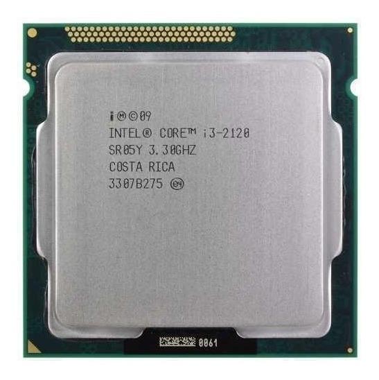 Processador Inte Core I3 2120 3.30 Lga 1155 +2memoria+coole