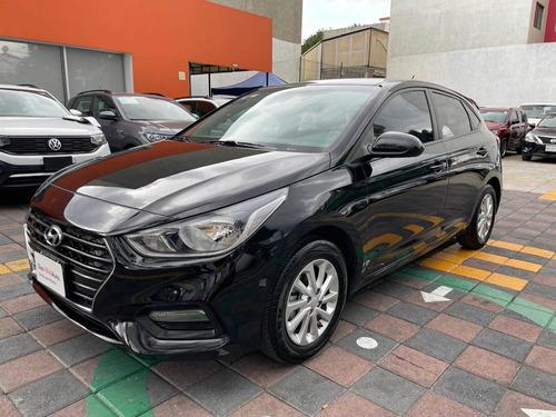 Imagen 1 de 15 de Hyundai Accent 2018 1.6 Hb Gls Atm