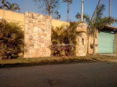 Chácara Com 2 Dormitórios À Venda, 800 M² Por R$ 700.000 - Granja Dos Jurupes - Santa Isabel/sp - Ch0073