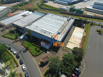 Techno Park Galpão Industrial Para Locação E Venda - Ga0061