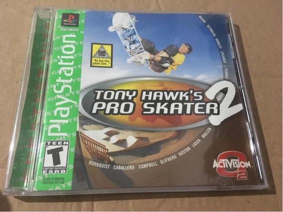 Tony Hawks Pro Skater 2 - Ps1