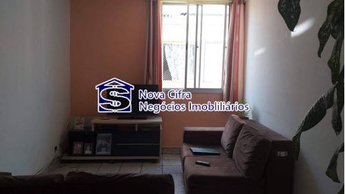 Apartamento 02 Dormitórios No São Dimas - 71 M² - Centro - A2113