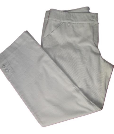 Markova Pantalon Capri T.46 Semi Elastizado En.gratis Cuotas