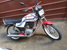 Honda Cg 125 1988