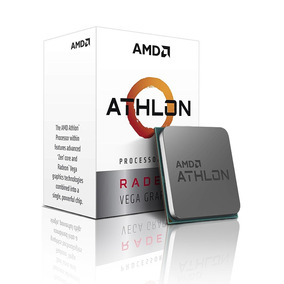 Processador Am4 Athlon 220ge 3.4ghz/5mb Box Amd