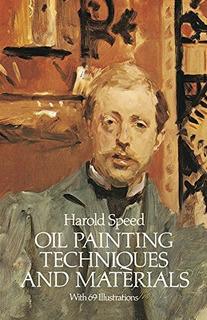 Técnicas De Pintura Al Óleo Y Materiales (dover Art Instruct