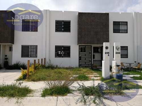 Casa En Renta 3 Rec Con Baño Completo Hacienda Viñedos León Gto. Al Sur De La Ciudad