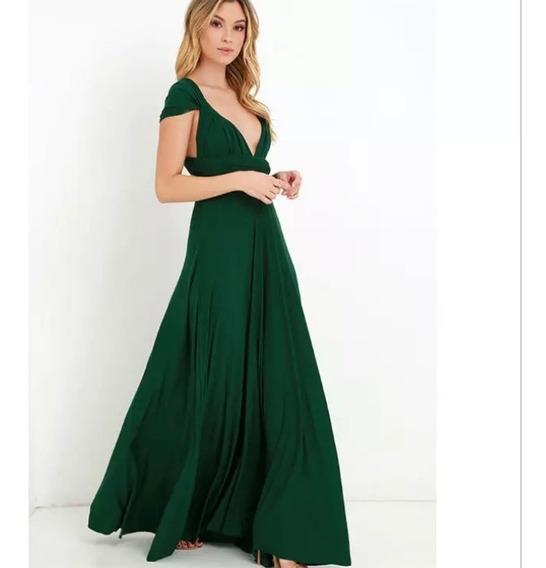 Vestido Infinity Dress Multi Formas