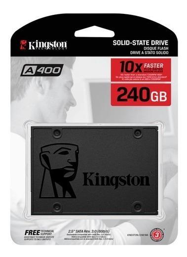 Disco Solido Kingston 240gb A400