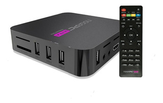 Convertidor Smart Tv Box 4k Full Hd Youtube Netflix Wifi Noga