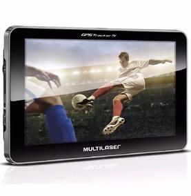 Gps Automotivo Tracker Tela 7 Touch Tv Digital - Multilaser