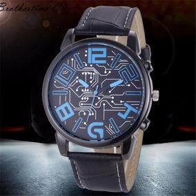 Relógio Masculino De Quartzo De Negócios De Alta Qualidade