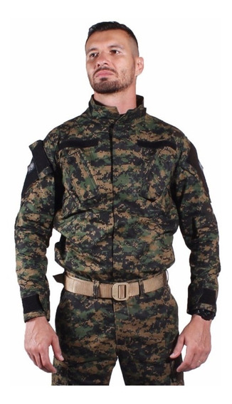 Gandola Assault Tática Militar Paintball Airsoft Digital Marpat Bélica