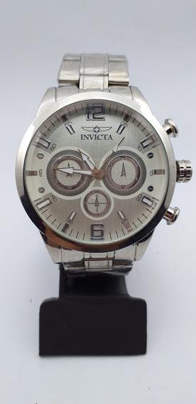 Relógio Masculino Prata