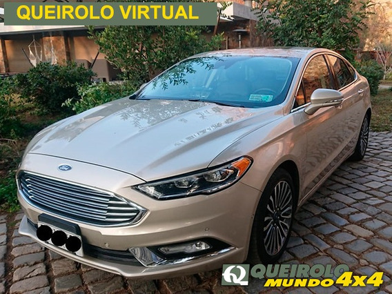 Ford Fusion Se 2.0 Ecoboost 2017