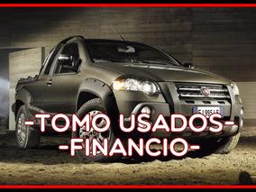Fiat Strada Reserva C/dni 10%off Wap 1133478597lr