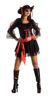 Fantasia Pirata Heat M Adulto
