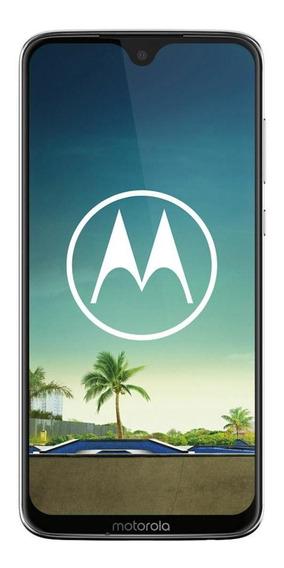 Celular Libre Motorola Moto G7 Xt1962 Blanco