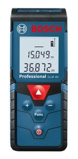 Telémetro Láser Bosch Glm 40 Professional Envío Gratis