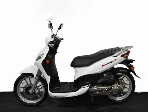 Sym Symphony 125 Scooter 0km Linea 2021 Sin Cambios