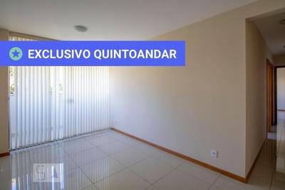 Apartamento No 4º Andar Com 2 Dormitórios E 2 Garagens - Id: 892933011 - 233011