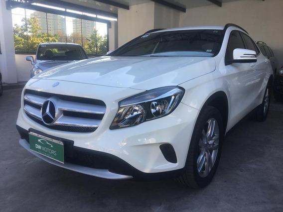 Mercedes-benz Gla 200 1.6 16v 4p Cgi Style Turbo Automático
