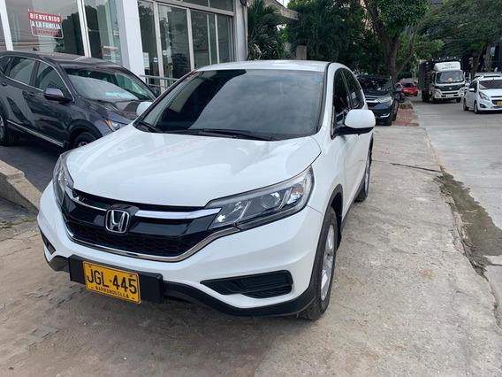 Honda Crv City Plus 2016 Blanco Con Garantia