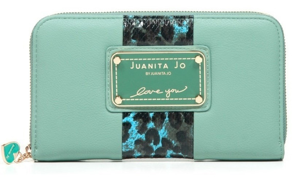 Billetera Juanita Jo Thick (30052) Aw20. Garantia!!
